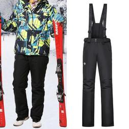 Men's Insulated Waterproof Winter Cargo Snow Ski Snowboard P