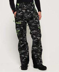 SUPERDRY Men's Snow Collection Pants Ski Snow Edition Size M