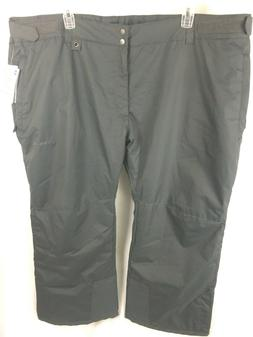 Arctix Men's Snow Pants, Charcoal, Size 4XL