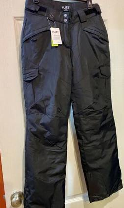 TSLA Men's Snow Pants Rip-Stop Windproof Ski Insulated Water