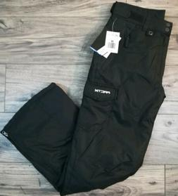 Arctix Men's Snow Sports Cargo Pants Medium Black  NWT