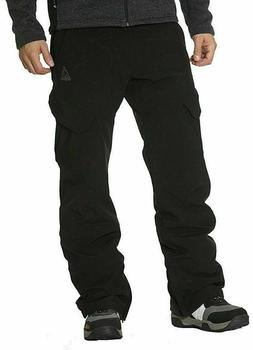 Gerry Men's Snow Tech Pants with 4/ Way Stretch Fabric-CLR &