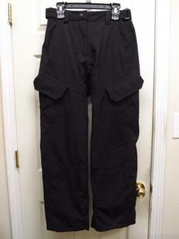 Gerry Men's Snow Tech Snow Pants -Black-Medium-990187-NWT