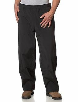 Carhartt Men's Waterproof Snow Ski Winter Pants, Solid Black