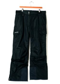 Arctix Mens A6 Black Insulated SNOW Pants Regular LARGE