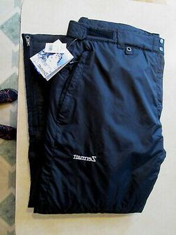 Zermatt Mens Black 3X-Large Snow Pants