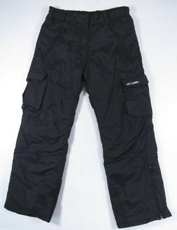 Arctix Mens Black Nylon Insulated Ski Snowboard Snow Pants O