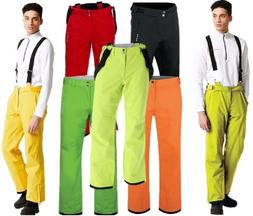 DARE 2B MENS CERTIFY II SALOPETTES SNOW PANTS WITH BRACES 6