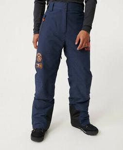 Superdry Mens Mountain Snow Pants