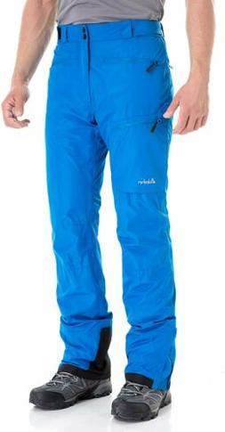 Clothin Men's Snow Pants/Fleece Lined Ski Waterproof New n