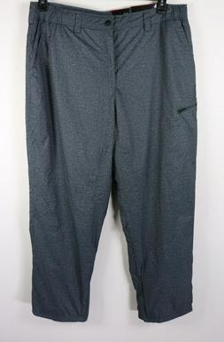 ZeroXposur Mens Snow Pants Insulated Fleece Lined XX-Large G