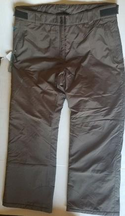 mens xl bobby cargo insulated snow pants