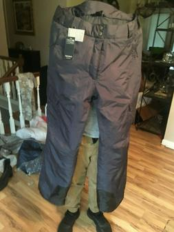 Tesla Mens  XL Men's Cargo  Snow Pants Windproof Ski Insulat