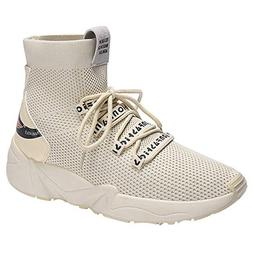 mesh breathable sneakers high to help fashion