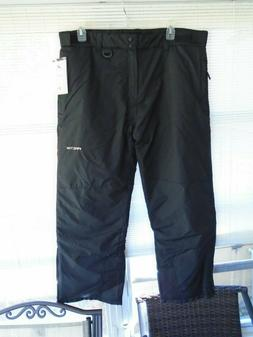 Arctix MN1900 Men's Black Insulated Snow Pants Size XL New W