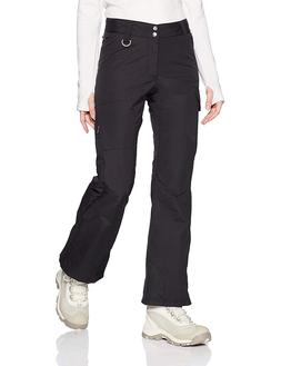 Arctix Women's Mesh Lined Snowboard Cargo Pants, Small, Blac