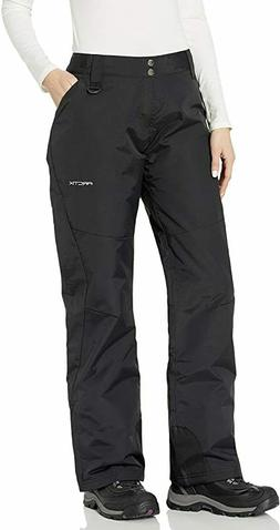 Arctix Women's Mountain Premium Slim Fit Ski Pants, Large, B