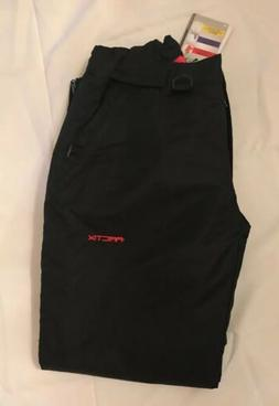 NEW ARCTIX 1800 Women's Insulated Snow Pants Black Size L -