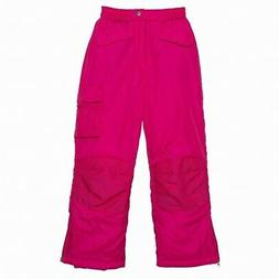 iXtreme NEW Berry Pink Girl's Size 8-10 Stretch Cargo  Snow