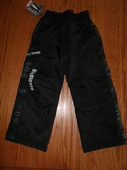New Boys Zeroxposur Snowsuit Snow Ski Pants Black Blue Green