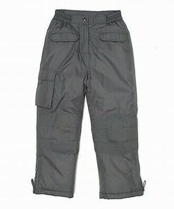 Ixtreme NEW Dark Gray Boys Size 8-10 Multipocket Protective