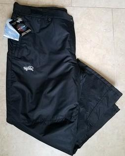 New Drift by Arctix Men Insulated Winter Snow Pants Water Re