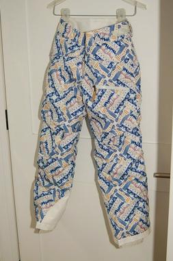 NEW Patagonia Girls' Snowbelle Snow Pants Small  Winter Skie