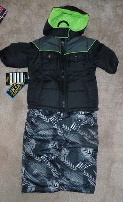 NEW iXtreme Hooded Winter Jacket Coat Ski Snow Pants 12 Mont