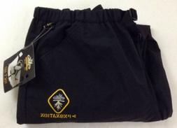 New PNB Nation Men's Black L-Range Ski Snow Pants Size 3XL X