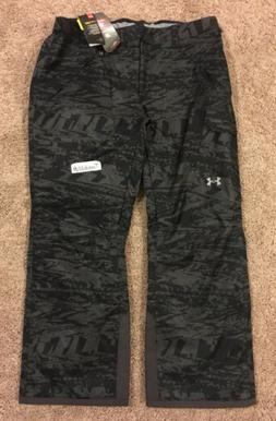 New! Men's Under Armour Navigate Stormproof Pants snowboardi