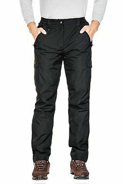 New Nonwe Men's Snow Ski Pants Winter Outdoor Water Resistan