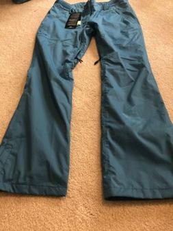 New Oakley Moonshine Biozone Womens Ski Snowboard Snow Pants