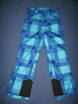 New SPYDER Snowboard Ski Snow Pants Snowpants Kids Youth Boy