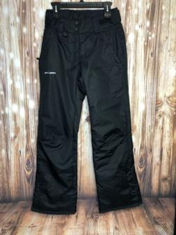 NEW Arctix Womens Insulated Snow Pants Black Small