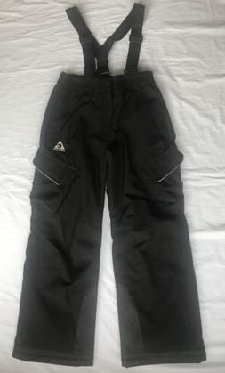 NWT Gerry Boy's Performance Snow Pants Removable Suspenders