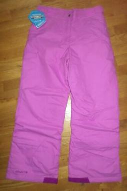 NWT Columbia Girls Starchaser Peak II Snow Pants Snowpants S