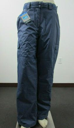 NWT Mens Columbia Snowtop Cargo Insulated Waterproof Snow Sk
