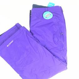 NWT Columbia Snow Pants - Size 3XL - MSRP $125 -Womens Purpl