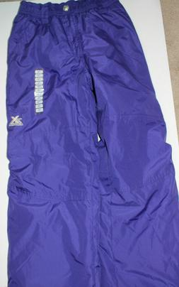 NWT, ZeroXposur, Two layers, Repel Water & Wind Girl's Snow