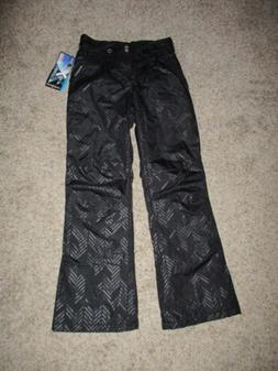 NWT WOMEN ZERO XPOSUR ZX F-360 SNOW BOARD SKI PANTS SMALL S