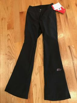 NWT WOMENS THE NORTH FACE APEX STH PANT BLACK SNOW PANTS Siz