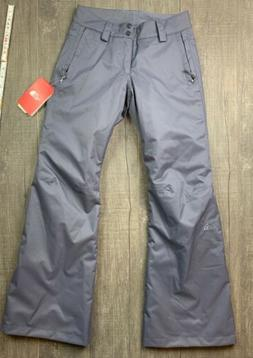 NWT Womens North Face Sally Pants Snow Pants Periscope Grey