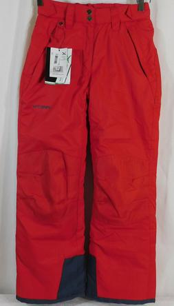 NWTS Boy's Youth Size Large ARCTIX Red Snow Pants ~ Excell