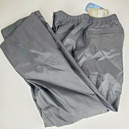 Columbia Omni-Tech Calypso Creek Black Snow Pants Small Seam