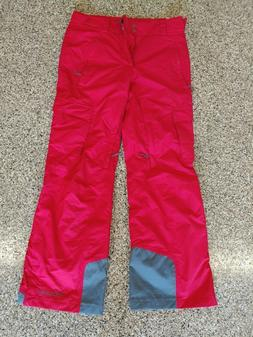 Columbia Omni-Tech Kids Snow Ski Pants Sz S Red NWOT