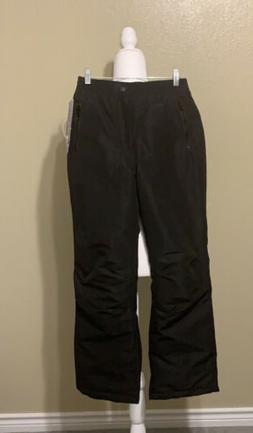 Iceberg Outwear Insulated Snow/Ski Pants Youth XL 14-16 Blac