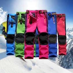 Pantalon De Ski Pour Enfant Winter Children Outdoor Snowboar