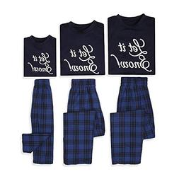 PatPat Family Matching Christmas Pajamas Set - Let it Snow P
