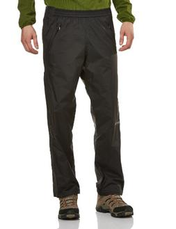 Marmot PreCip Full Zip Pant Mens, Small Long Black