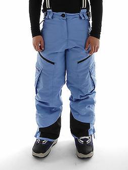 Brunotti Ski Pants Douglasy Jr Blau Suspenders 0 5/16in Snow